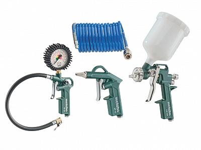 METABO LPZ 4 pistolet do pompowania lakierniczy