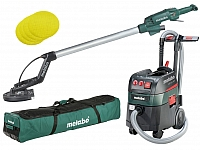 METABO LSV 5-225 BASIC szlifierka do gipsu + ASR 35 L ACP