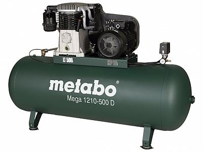 METABO MEGA 1210-500D sprężarka kompresor 500L