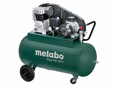METABO MEGA 350-100D sprężarka kompresor 90L 400V