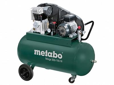 METABO MEGA 350-100W sprężarka kompresor 90L 10bar