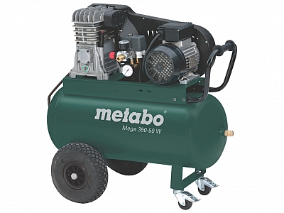 METABO MEGA 350-50W sprężarka kompresor 50L 10bar