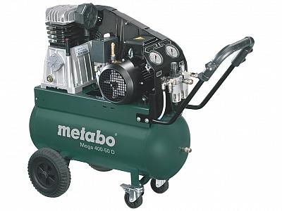 METABO MEGA 400-50D sprężarka kompresor 50L 400V