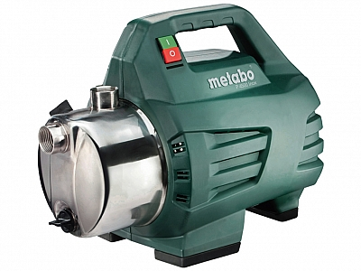 METABO P 4500 INOX pompa ogrodowa 4500 l/h 1300W