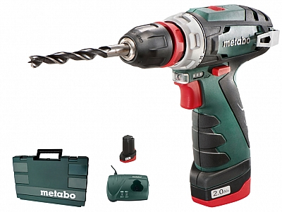 METABO PowerMaxx BS Quick wkrętarka 34Nm 2,0Ah