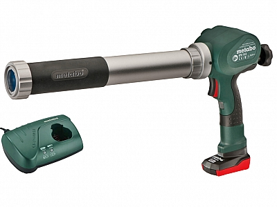 METABO PowerMaxx KPA 600 pistolet do silikonu 10,8V 4Ah