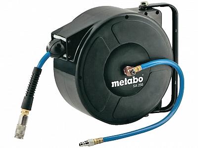 METABO SA 250 zwijadło pneumatyczne wąż 8m/8mm