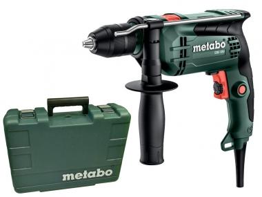 METABO SBE 650 wiertarka udarowa 650W samozacisk