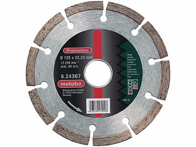 METABO tarcza diamentowa do betonu 125mm