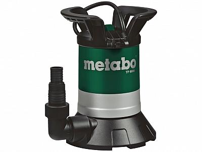 METABO TP 6600 pompa zanurzeniowa 6600 l/h 250W