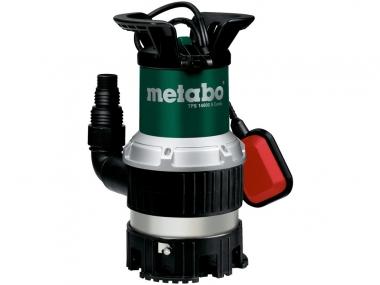 METABO TPS 14000 S pompa do wody czystej i brudnej