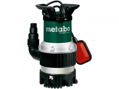 METABO TPS 16000 S pompa do wody czystej i brudnej