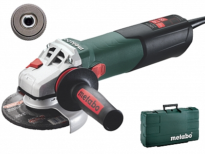 METABO W 12-125 QUICK szlifierka kątowa 125mm walizka