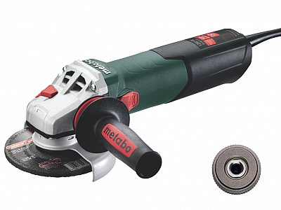 METABO W 12-125 QUICK szlifierka kątowa 125mm 1250W
