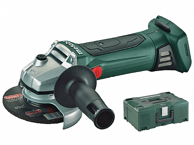 METABO W 18 LTX QUICK szlifierka kątowa 125mm 18V w metaloc