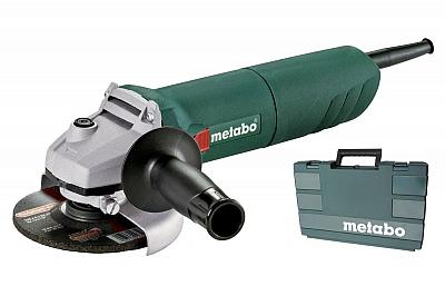 METABO W1100-125 szlifierka kątowa walizka