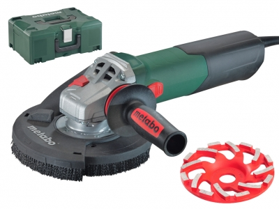 METABO WE 15-125 HD SET GED szlifierka do betonu