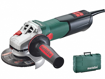 METABO WEV 10-125 QUICK szlifierka kątowa 125mm walizka