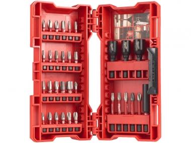 MILWAUKEE 4932430905 bity nasadki Shockwave x33 zestaw