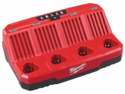 MILWAUKEE M12 C4 ładowarka akumulatorów M12 12V