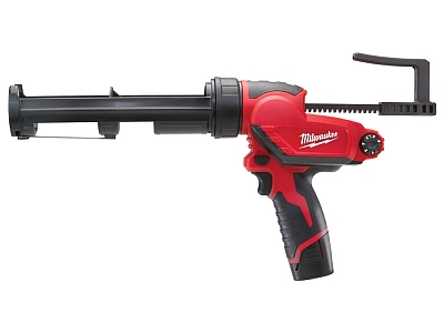 MILWAUKEE M12 PCG 310C 201B pistolet do silikonu