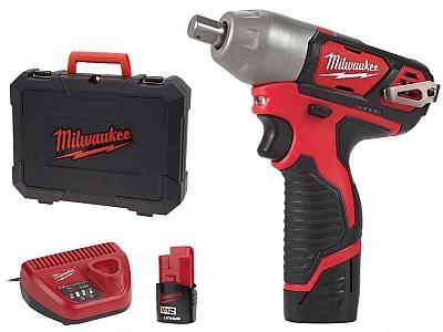 MILWAUKEE M12BIW12-202C klucz udarowy 1/2