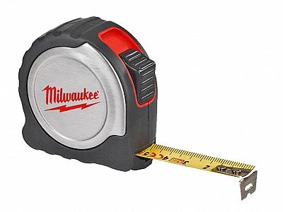 MILWAUKEE miara stalowa taśma 8m/25mm