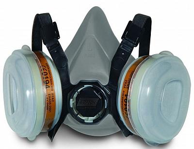 NORTON maska przeciwpyłowa AP2P podwójna