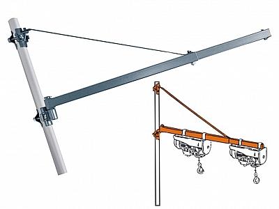 PANSAM DEDRA A045111 wysięgnik  wciągarek max 600kg