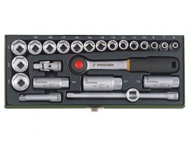PROXXON 23110 nasadki grzechotka x24 zestaw