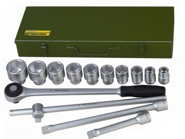 PROXXON 23300 klucze nasadowe grzechotka x14 zestaw