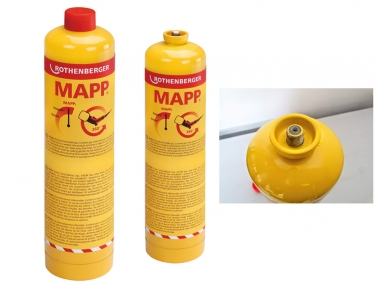 ROTHENBERGER MAPPGAS gaz 750ml do palników 7/16""