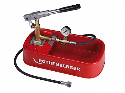 ROTHENBERGER pompa kontrolna RP 30 30bar