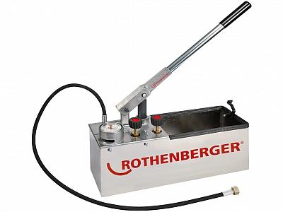 ROTHENBERGER RP 50 S INOX pompa kontrolna testowa