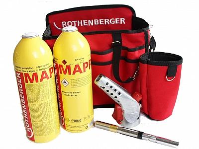 ROTHENBERGER SUPER FIRE 3 HOTBAG palnik