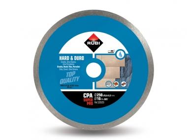 RUBI  CPA 250 tarcza diamentowa do gresu