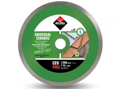 RUBI CEV 200 PRO tarcza diamentowa do płytek 200mm