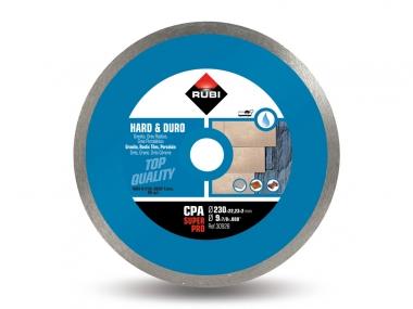 RUBI CPA 230 tarcza diamentowa do gresu