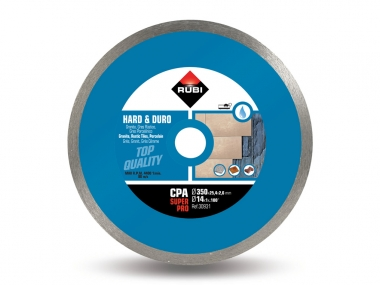 RUBI CPA 350 tarcza diamentowa do gresu