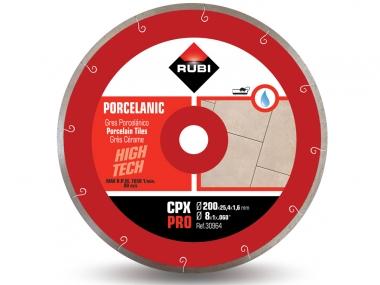 RUBI CPX 200 PRO tarcza diamentowa do gresu 200mm