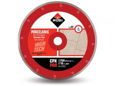 RUBI CPX 250 PRO tarcza diamentowa gresu