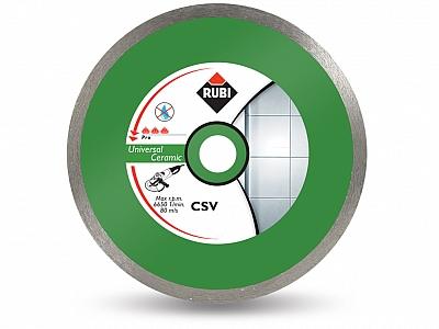 RUBI CSV 125 tarcza diamentowa uniwersalna