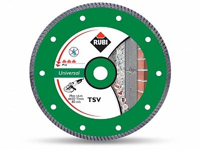 RUBI TSV 125 tarcza diamentowa do betonu