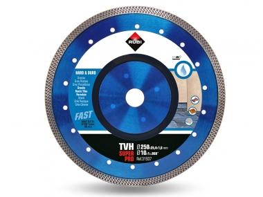 RUBI TVH 250 PRO tarcza diamentowa gresu