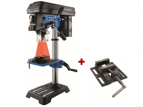 SCHEPPACH DP16SL wiertarka stołowa 16mm laser
