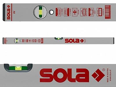 SOLA poziomica profesjonalna 100cm AV100