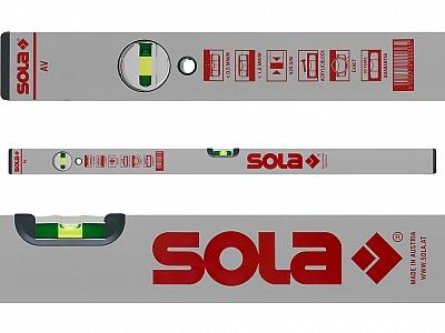 SOLA poziomica profesjonalna 120cm AV120