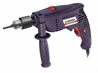 SPARKY BUR 131E wiertarka udarowa 600W 13mm