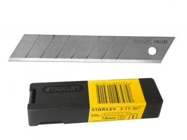 STANLEY 11-301-3 ostrze łamane 18mm x 50