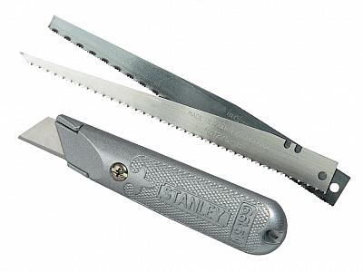 STANLEY 10-129 nóż nożyk  199  ostrze stałe + piła